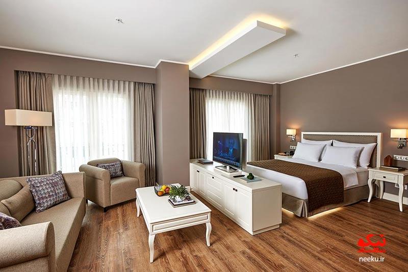 رزرو هتل در ترکیه