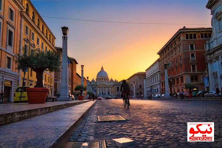 راهنمای سفر به رم