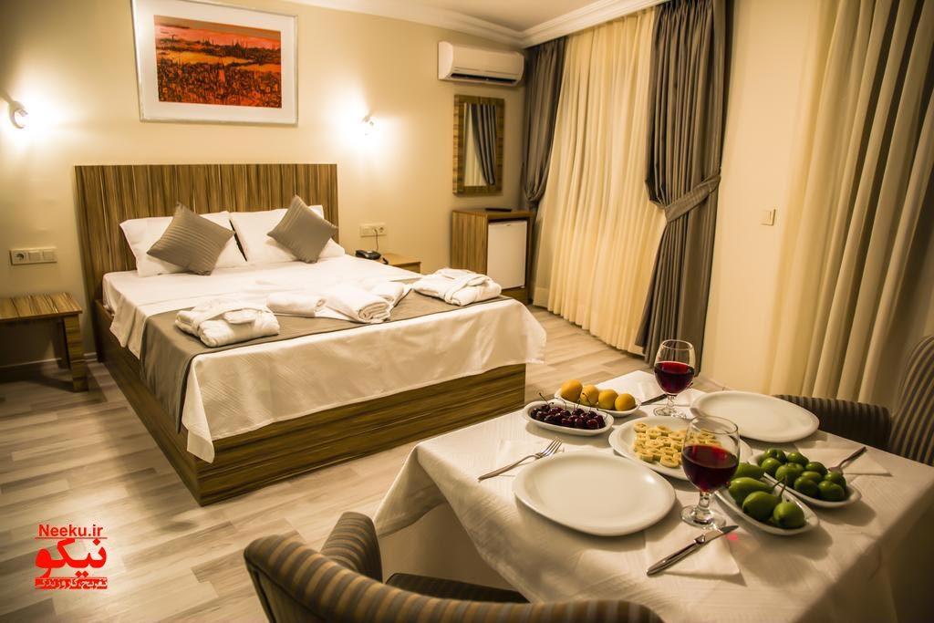 رزرو هتل استانبول