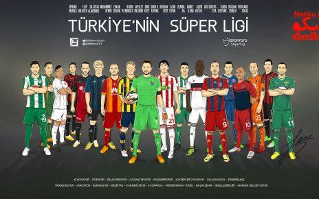 جدول سوپر لیگ ترکیه