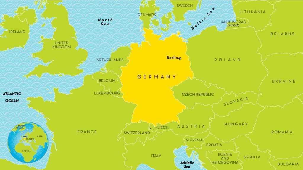 تجربه مهاجرت به آلمان